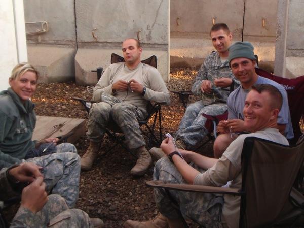 12 26 13 Staff Sergeant John Sorich front rt