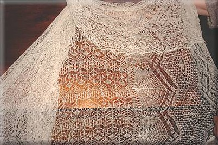 Lace with a Capital