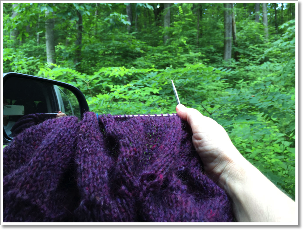 Car Knitting