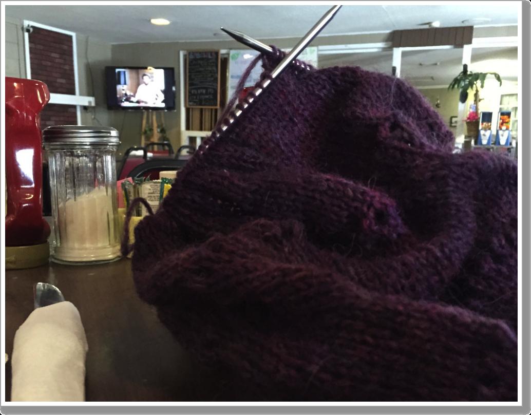 Diner Knitting