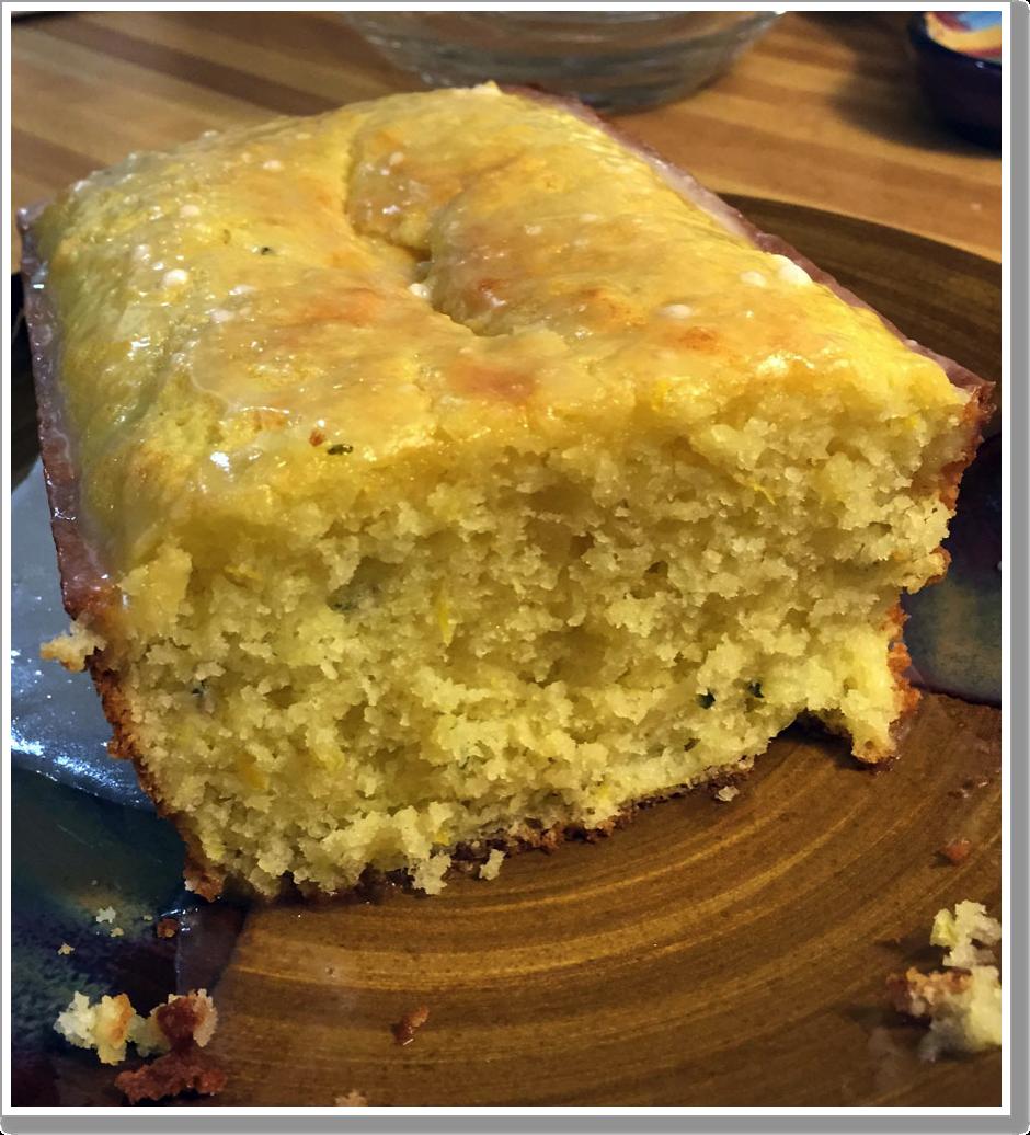 Lemon Zucchini Bread 1