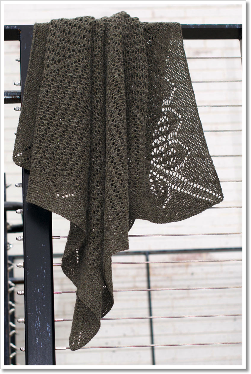 Travel Shawl 2